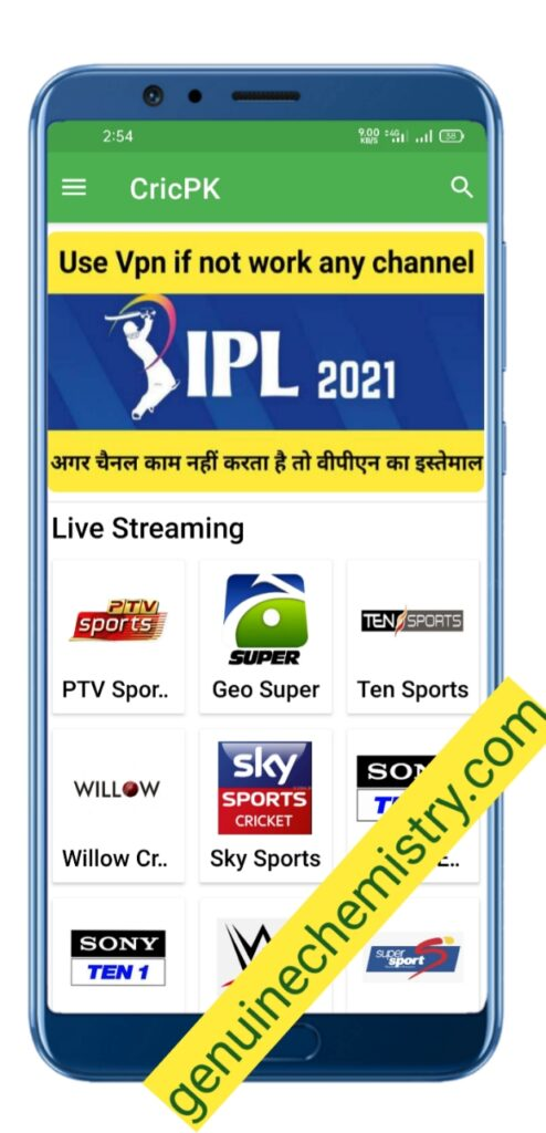 How To Use Live TV Mobile App